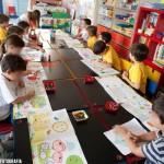 Bambini che disegnano 2